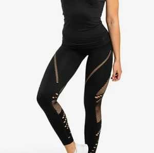 Better bodies mesh leggings